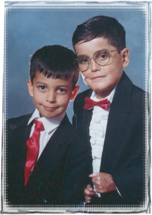 Eric and Leo